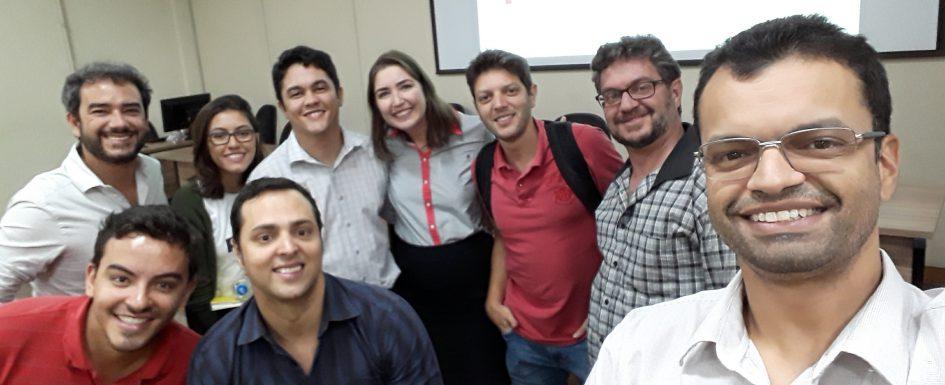 FACE Lab marca presença em evento de empreendedorismo do TIME UFMG